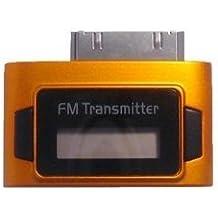Exeze Pico 5 Transmisor FM para iPod / iPad / iPhone - Naranja