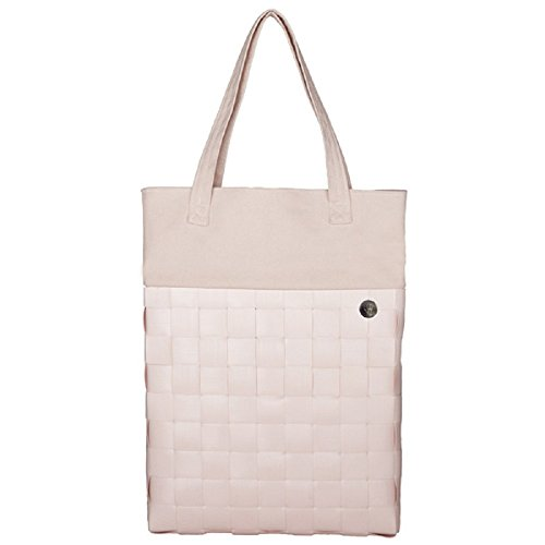 tessuto riciclato Shopper Handed By Urban, colori assortiti, Mauve, large nude