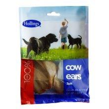 Hollings Cows Ears 7 Packung zu 3