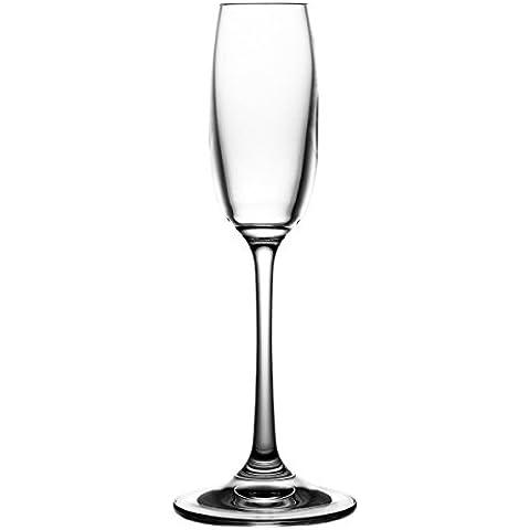 Crystal Julia 4898 licor vidrio cristal al plomo 6 pcs, 50 ml
