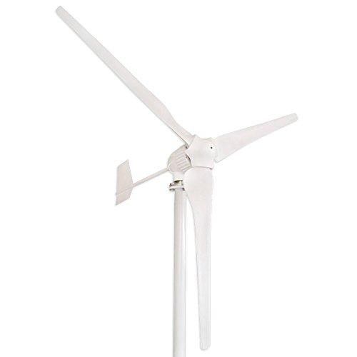 Marine-diesel-generator (Tumo-Int 1000W 24V 3-Blätter Windgenerator Windkraftanlage mit MPPT Kontroller)