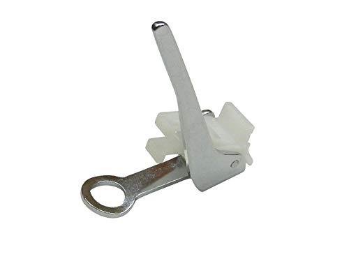 ZickZackNaehmaschine Stick Soporte Pie para zurcir (Quilt Soporte) prensatelas para Singer Tradition 2250/2253/2259/2263/2273/2282Máquina de Coser
