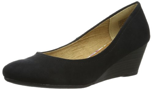 Jane Klain 223 672 Damen Pumps Schwarz (black 5)