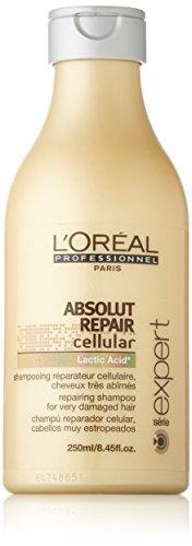 L'oreal Professional Paris Absolut Repair Cellular Lactic Acid Shampoo, 250ml image