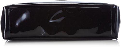 Armani Jeans 0529155 Damen Shopper 38x28x11 Cm Schwarz (nero - Nero 12)