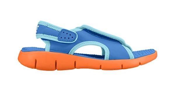 Nike Kindersandale Sunray Adjust 4 Sandales Bride Cheville Mixte Enfant