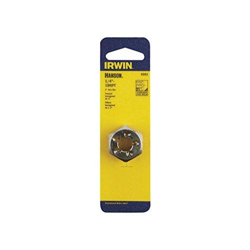 Irwin 9503ZR Gewindeschneider, 6,35 mm, 18 NPT HCS