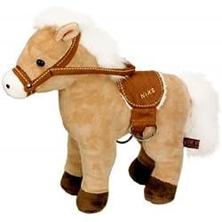 Horse Caballo amigos Nixe poco caballo de peluche, 20cm, modelo # 11402