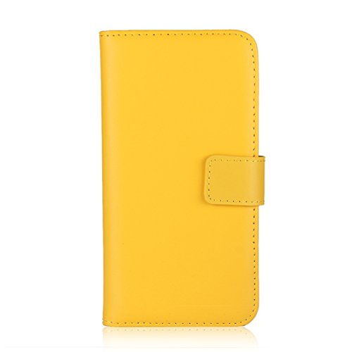 Cartera Amarilla creativa iPhoneX
