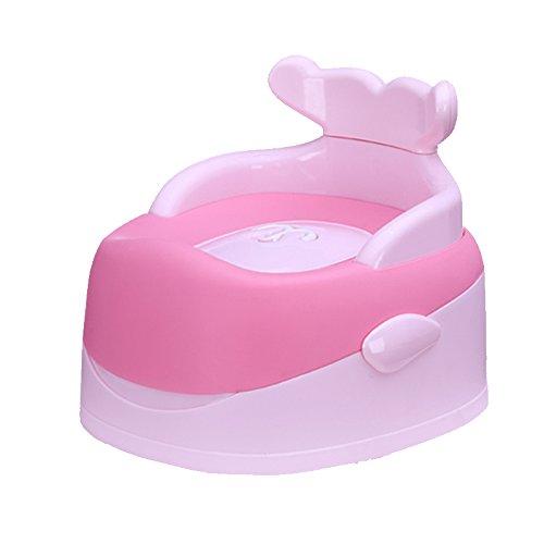 Children's toilet Enfants Toilette- Toilettes pour Enfants Vert Femme Tabouret Bébé Enfant Petit Bébé Extra Large Pot Urinoir