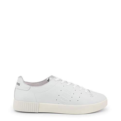 Bikkembergs Scarpe Basse Sneakers Uomo Bianco (Cosmos_2100)