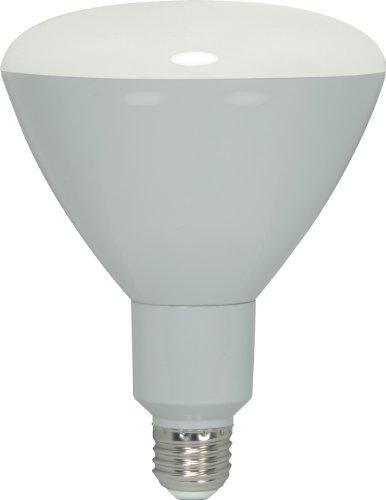Satco S9047 13 Watt (85 Watt) 920 Lumen R40 LED Cool weiß 4000K 105 Strahl Ditto Glühbirne, dimmbar -