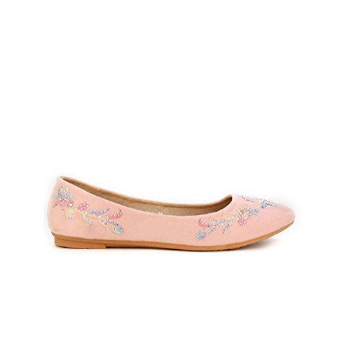Cendriyon, Ballerine rose poudré CH CREATION Chaussures Femme Rose