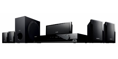 Sony DAV-TZ230 cine en casa