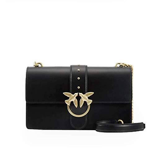 best website 15def b3b19 PINKO Damen Accessoires Love Simply 12 Black FW 19-20