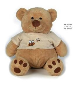 LELLY 50 cm Johnny Big Bear Stofftier (braun)