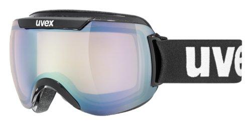 Uvex Downhill 2000 - Maschera da sci, colore: Bianco, Misura: 3