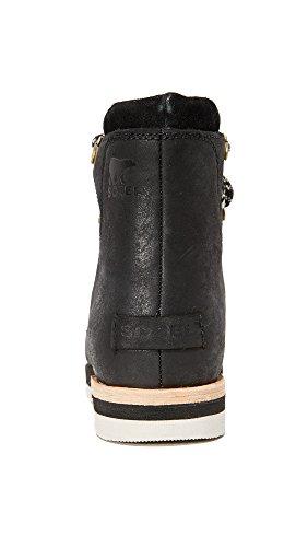 Sneakchic Bottes Femme Alpine Noir Sorel Canadiennes Black Noir qFwdaE