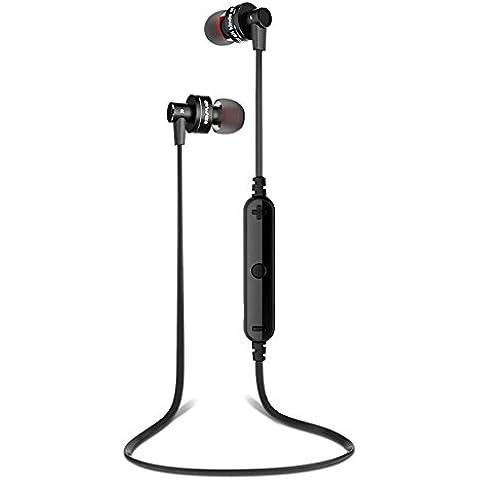 Awei A990BL Wireless Bluetooth Stereo Music Earphone Earbuds Sports Earphone
