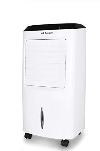 Orbegozo AIR 52 - Climatizador portátil evaporativo 3 en 1: climatizador, purificador de aire y humidificador...