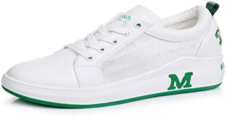 hbdlh chaussures  da  a a  / talons hauts 6 cm respirant imprimé vert évidé chaussures mode décontracté étudiants...b07g86ch42 parent c14a6e