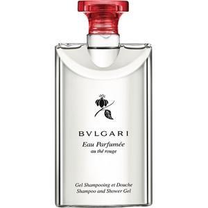 Bvlgari Unisexdüfte Eau Parfumée au Thé Rouge Shampoo & Shower Gel 200 ml