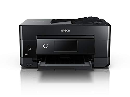 Epson Expression Premium XP-7100 Print/Scan/Copy Wi-Fi Printer, Black, Amazon Dash Replenishment Ready