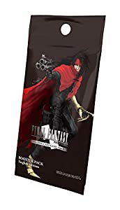 Final Fantasy SQUXFFTCZ121 Opus 9 Paquete de Refuerzo de Tarjeta Comercial