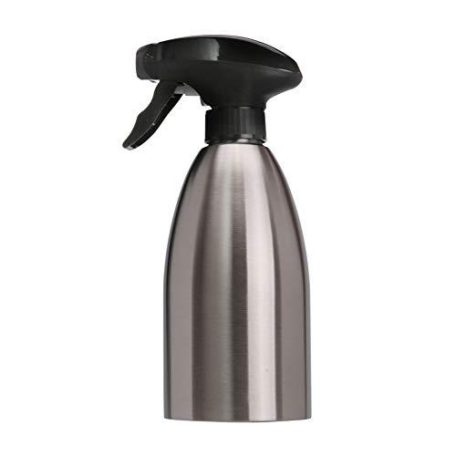 Xiton 1pc Öl-Sprüher Edelstahl 500 ml Öl-Essig-Sprüher-Spray-Flasche BBQ Grill Zubehör Ölspender