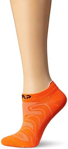 CMP Ultralight PA Socken, Orange Fluo, 36/38