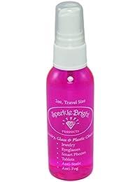 Sparkle Bright Products Nettoyant Lunettes Klear View (Vue Claire) - 2oz (60 ml)