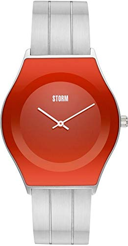 Storm London NEW ACTIVON LAZER RED 47409/LR Orologio da polso uomo