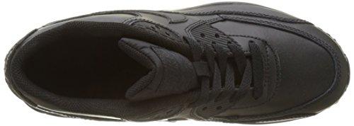 Nike Air Max 90 Ltr (Gs), Scarpe da Corsa Uomo Nero
