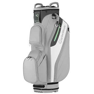 TaylorMade Golf 2018 Ladies Cart Lite Bag 14 Way Divider Grey/White