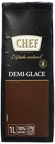 CHEF Signature Fond Demi Glace, 1 x 1 L Packung