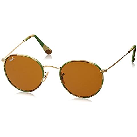 Ray-Ban - ROUND METAL RB 3447JM,Redondo metal hombre