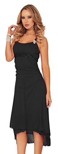 womens-sleeveless-formal-bridesmaids-cocktail-evening-party-dress-black-m