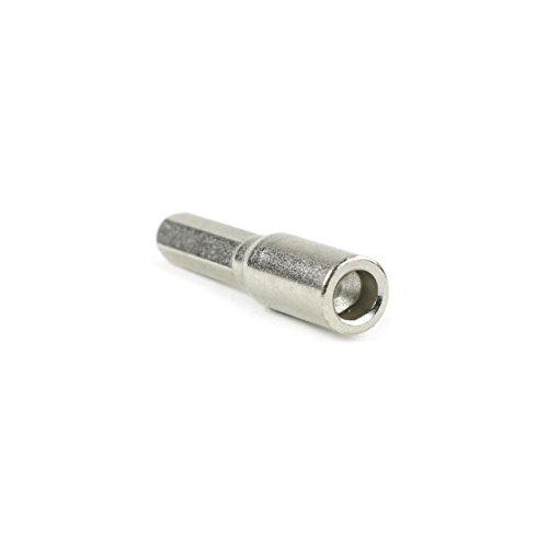 iFixit Ovalkopf Bit Ovalkopfschlüssel oval Bit passend für Krups AEG Jura