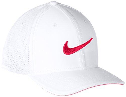 Nike classic 99mesh golf cap, donna unisex - adulto, infradito colorati estivi, con finte perline, large