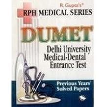 DUMET Medical Solved Papers