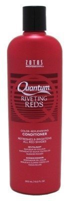 Quantum Riveting Reds Color Refreshing Conditioner 10 oz. by ZOTOS-PIIDEA/QUANTUM