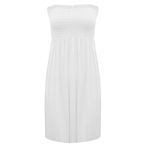 Fashion Fever London Ltd -  T-shirt - Basic - Donna White