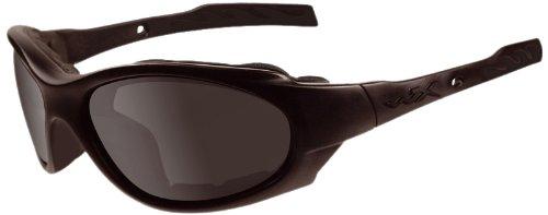 Wiley X Schutzbrille XL-1 Advanced Im Set mit 2 Gläsern, Matt Schwarz, S/L, 291