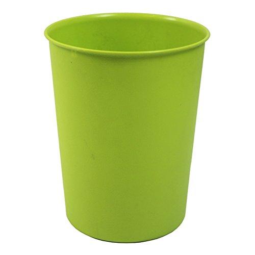 Hochwertige Green Vibrance Nahrungsergänzungsmittel JVL Papierkorb, Kunststoff, ideal für Küche, Büro, Badezimmer