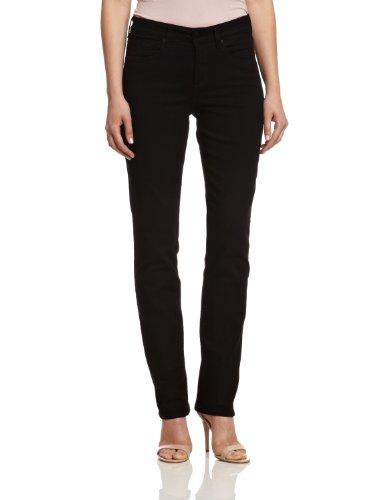 NYDJ Damen Skinny Jeans, 40966DT/0378 , Gr. 46 (Herstellergröße: 20), Schwarz