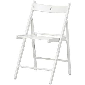 Klappstuhl ikea  IKEA GUNDE - Folding chair, white: K Hagberg/M Hagberg: Amazon.co ...