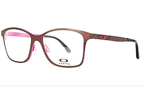Eyeglasses Oakley OX VALIDATE 5097 04 titanium Women Purple, Pink Square
