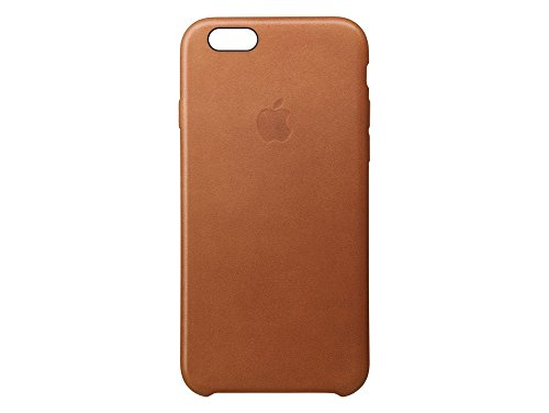 Apple Leder Case (iPhone 6s Plus), Sattelbraun