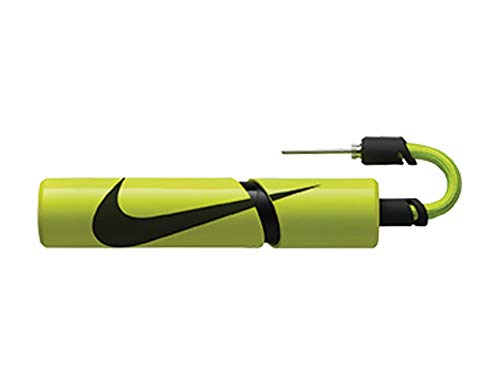 Nike Essential Ball Pump Intl volt/black/black (Nike Basketball Outdoor Ball)