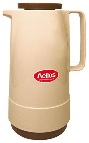 Helios Standard Plastique isotherme,, 1.0 litre, Plastique, Beige/marron, 30 x 30 x 26.4 cm